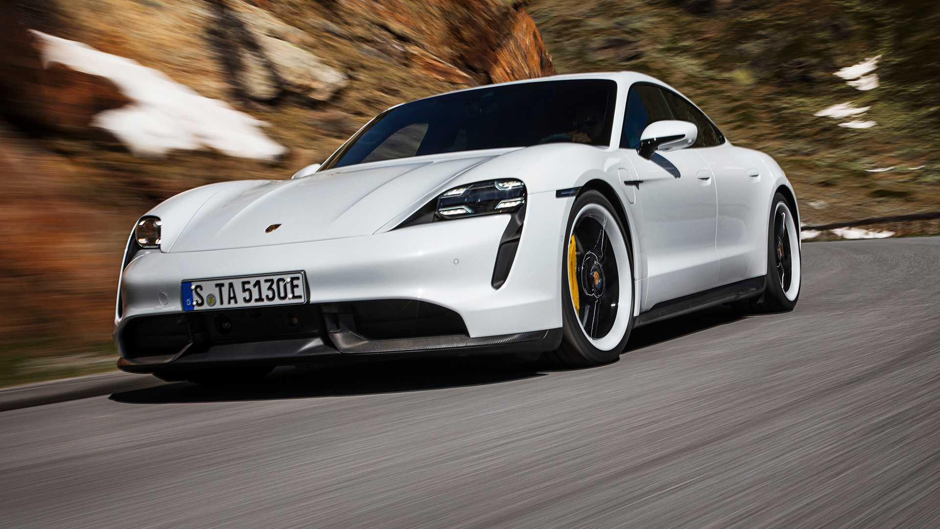 Porsche Taycan News and Reviews Motor1com 1920x1080