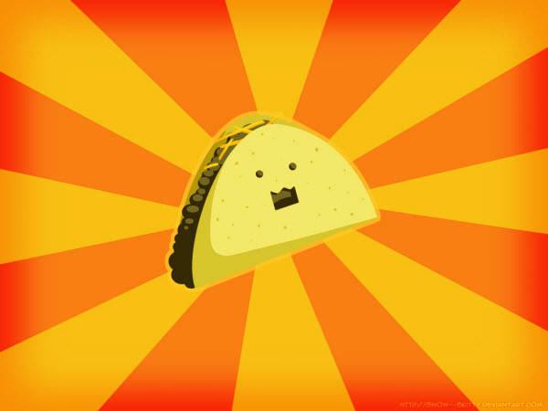 Taco Available in the following sizes 1024768 Image Source 600x450