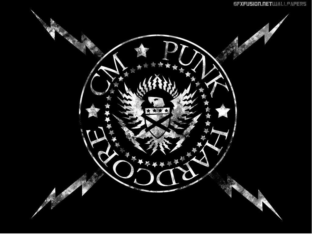 CM Punk Logo Wallpaper Photo by Mr Wallpaper Photobucket 1023x767