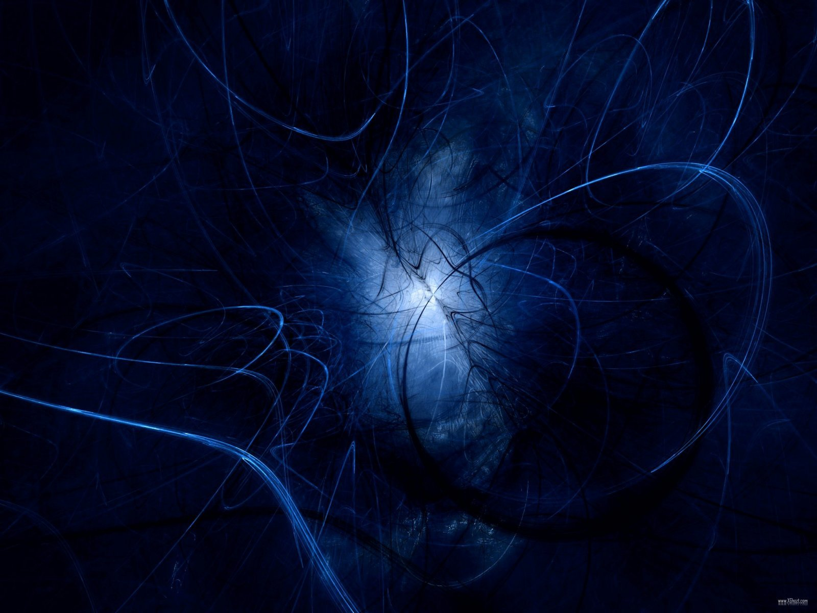 Deep blue wallpaper   Abstract wallpapers   wallpapers Desktop 1600x1200