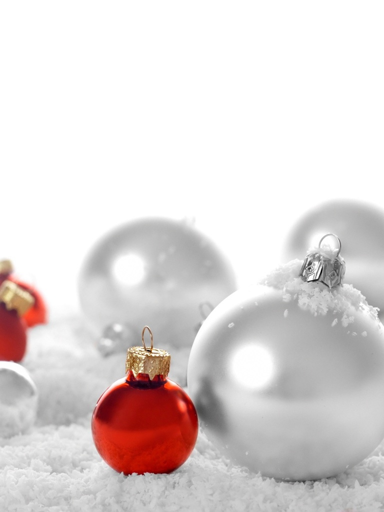 Free Download Holidays Christmas Decorations Ipad Iphone Hd