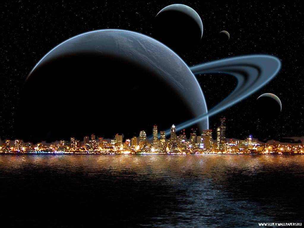 3d Space Desktop Wallpaper: Moving 3D Free Space Wallpapers