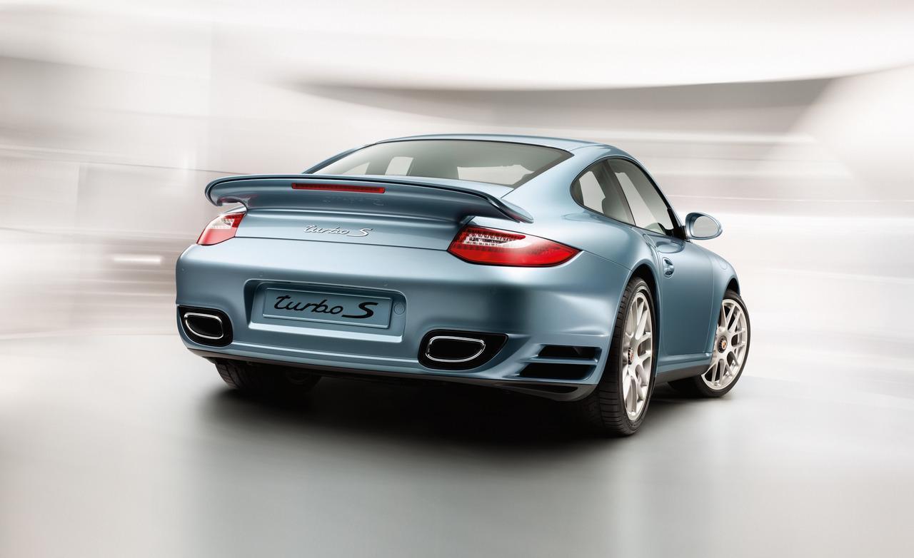 2012 Porsche 911 Turbo S 1280x782