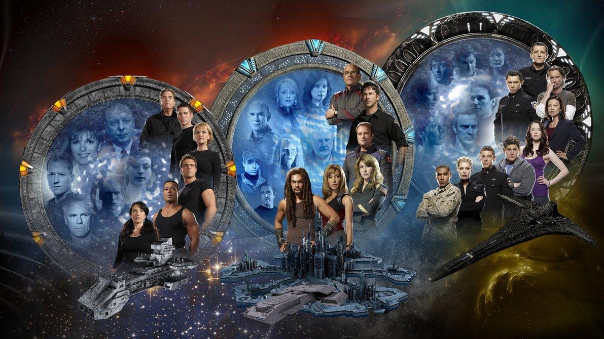 77 Stargate Wallpapers On Wallpapersafari