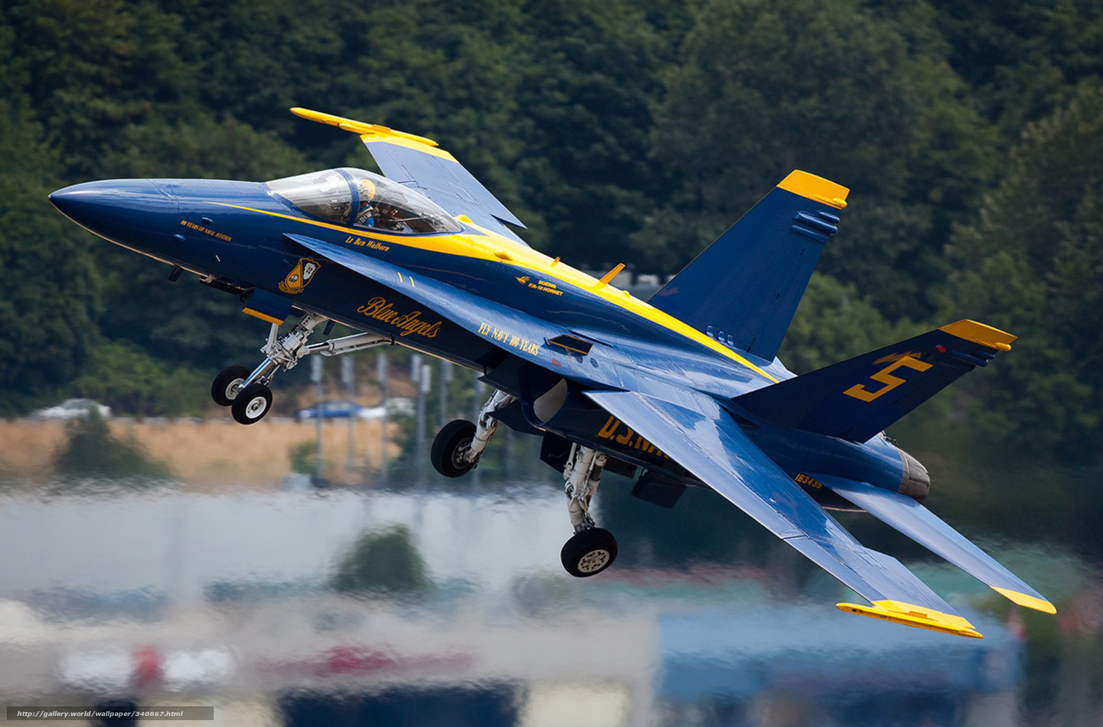 Download wallpaper Blue Angels fighter desktop wallpaper in the 1600x1055