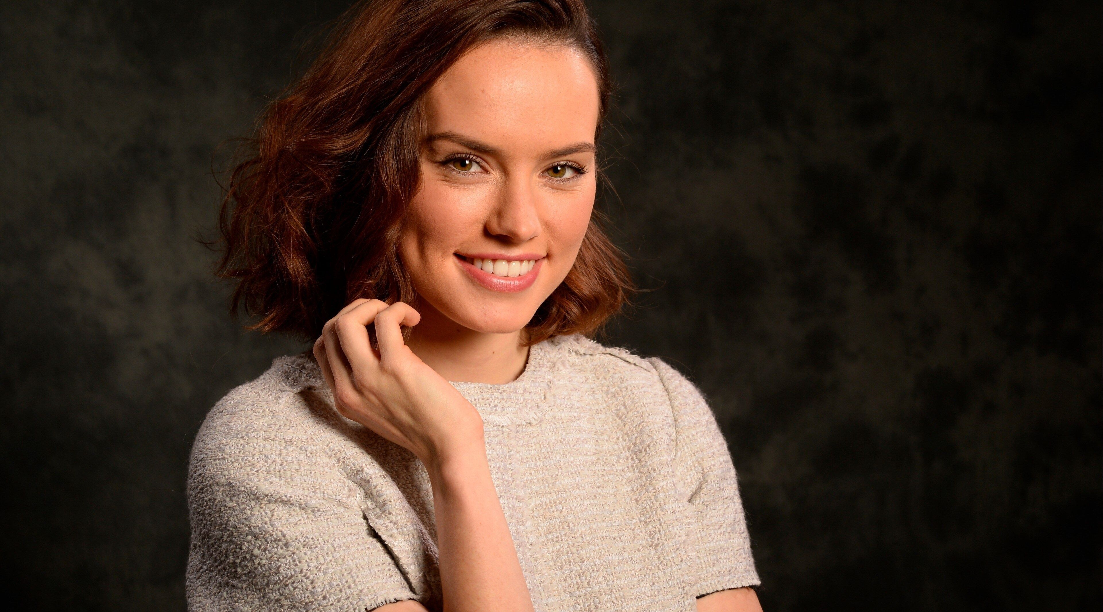3840x2130 daisy ridley 4k hd wallpaper Daisy ridley star wars 3840x2130
