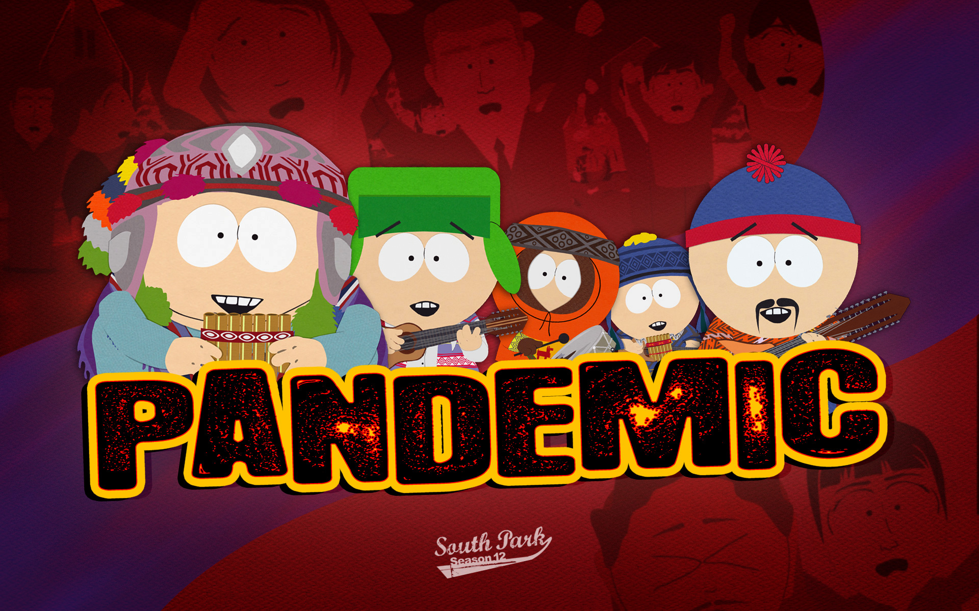 south park wallpapers wallpaper pandemic computer images 1920x1200
