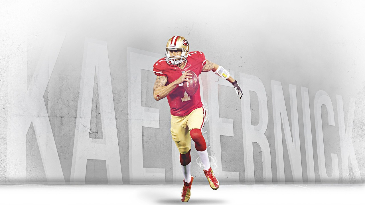 Colin kaepernick wallpaper 9063 PC en 1280x720