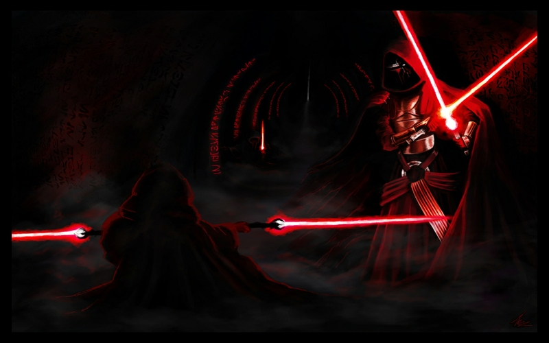 Free Download Star Wars Lightsabers Sith Armor Tunnels Darth