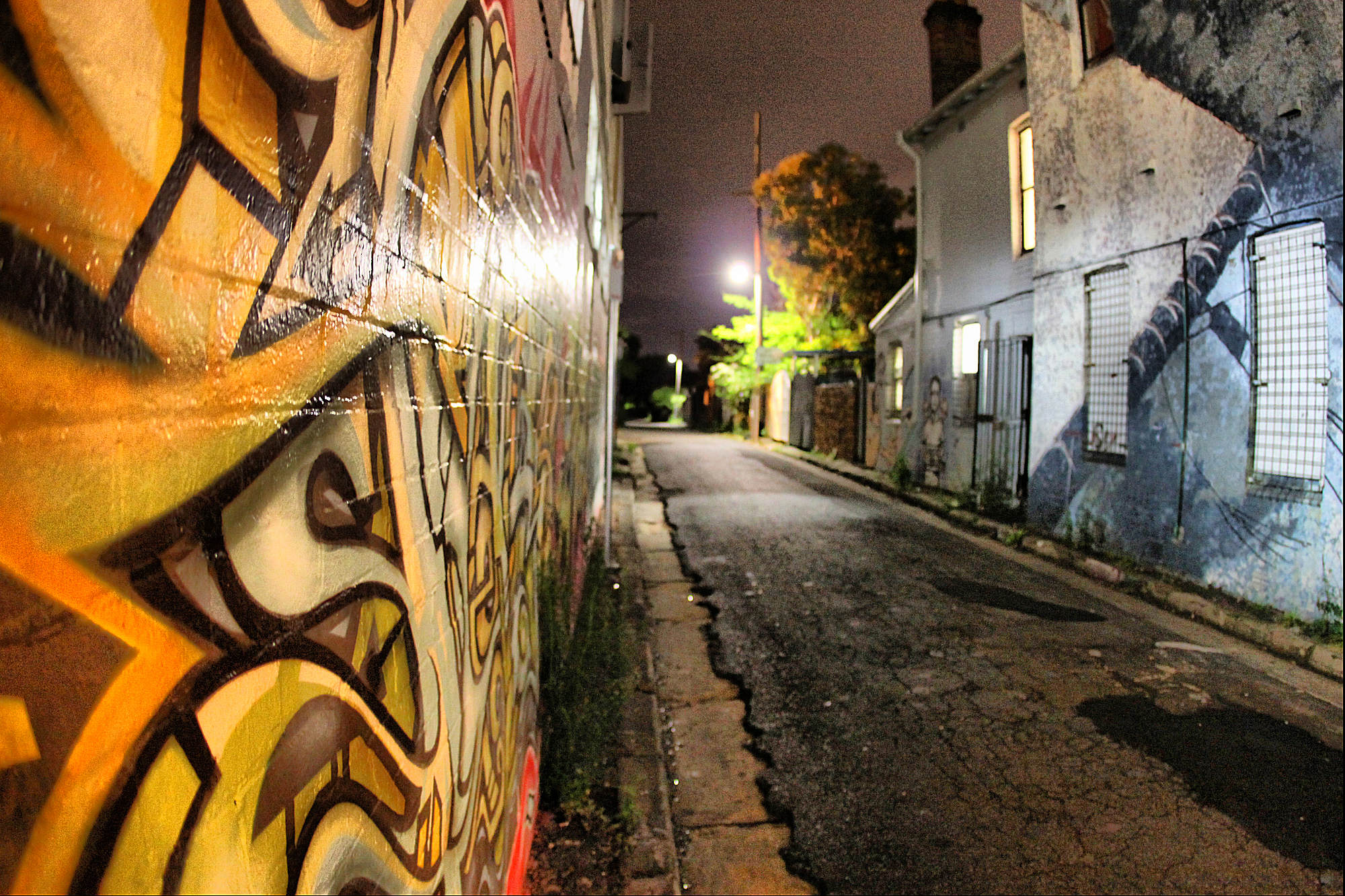 69 City Street Background On Wallpapersafari
