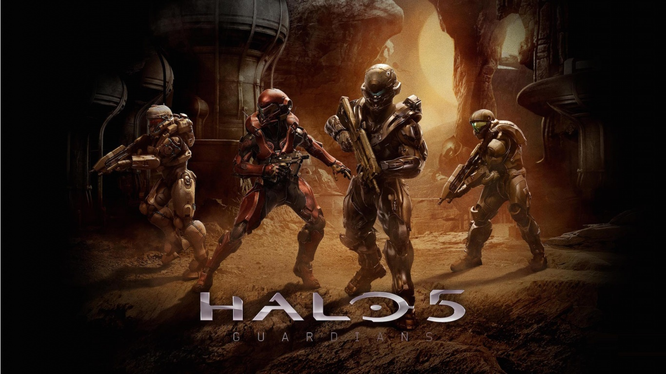 Halo 5 Guardians Wallpapers   1366x768   332155 1366x768
