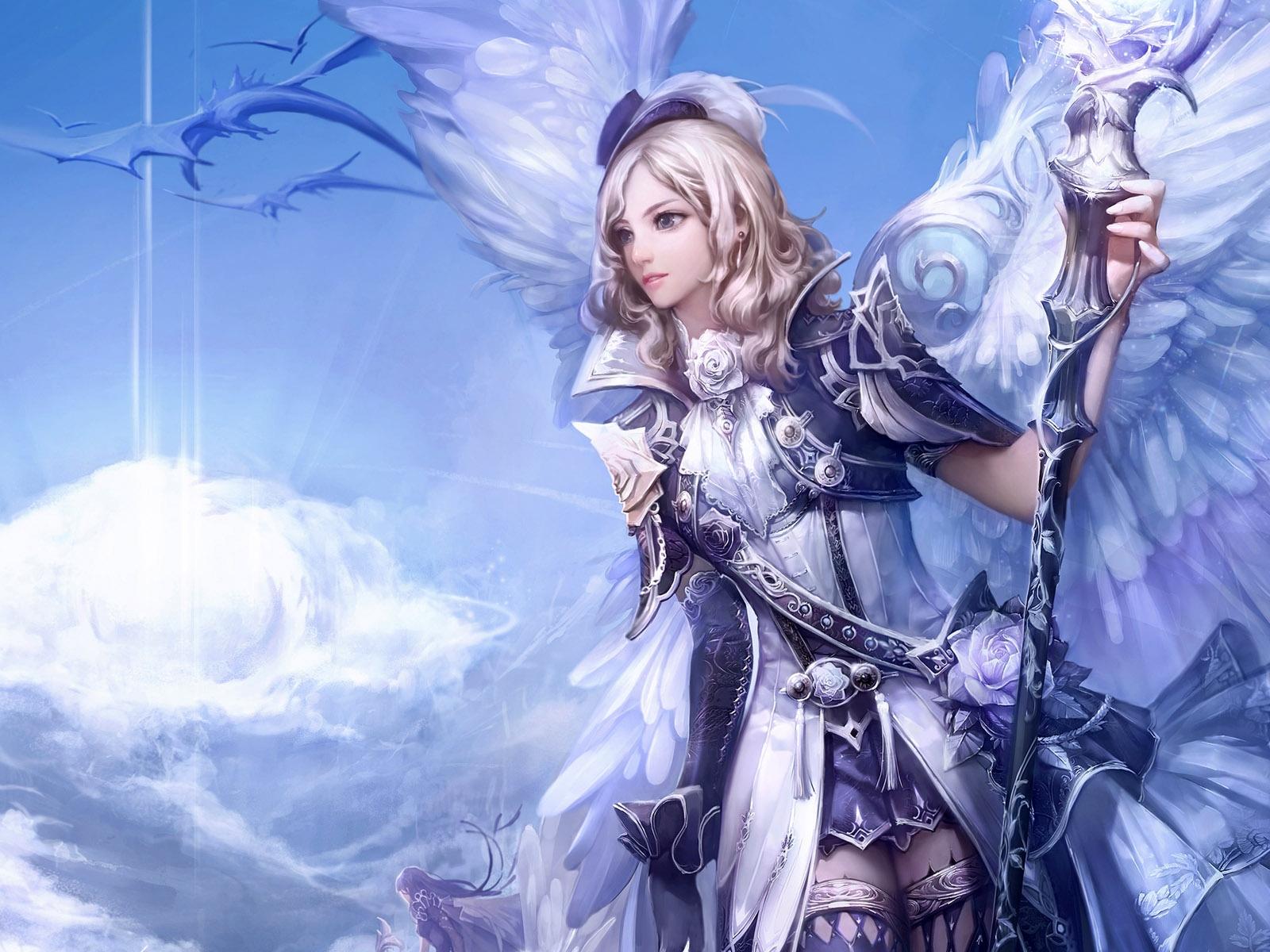tags 3d 3d angel 3d angel full hd 3d angel wallpaper 3d angels images 1600x1200