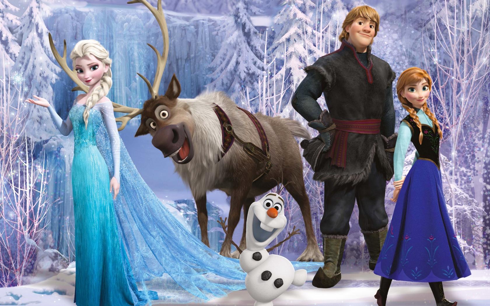 Frozen Movie 2014 Wallpapers HD Wallpapers 1680x1050