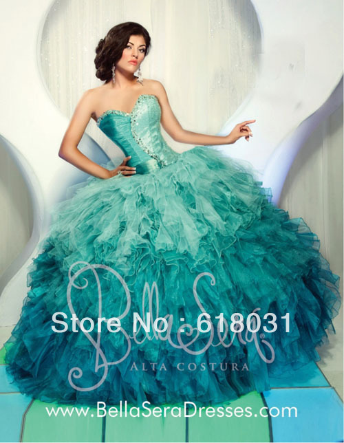 multi colors puffy quinceanera 15 dresses 11201453359954html 500x644
