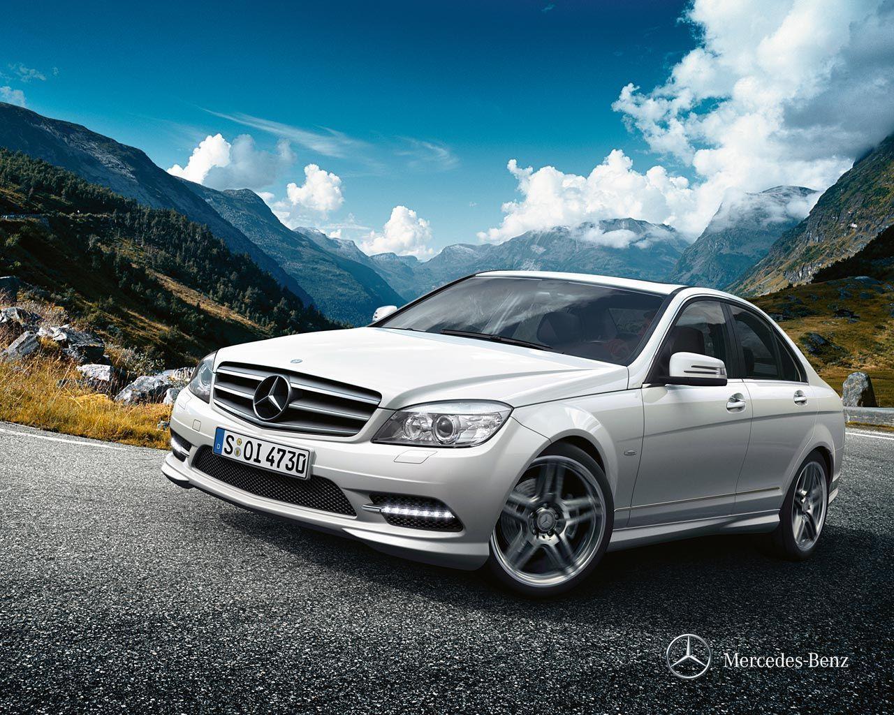 Mercedes Benz Wallpapers 1280x1024