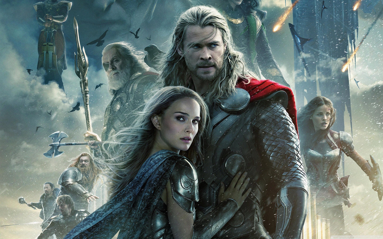 28 Thor The Dark World Wallpapers On Wallpapersafari