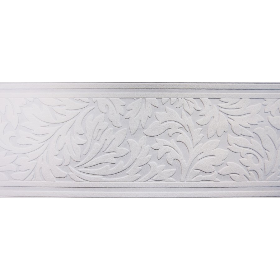 roth 7 in White Damask Unpasted Wallpaper Border Lowes Canada 900x900