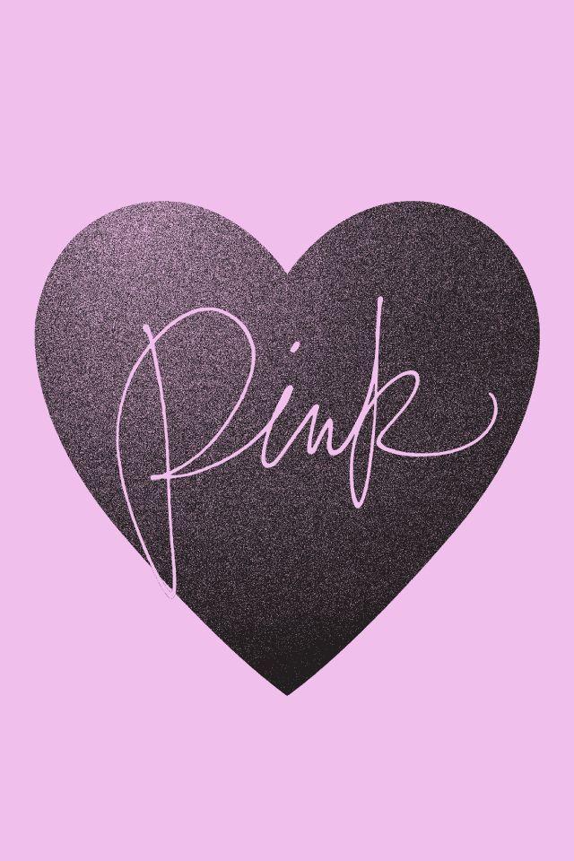 Victorias Secret PINK Phone Wallpaper Wallpapers Pinterest 640x960