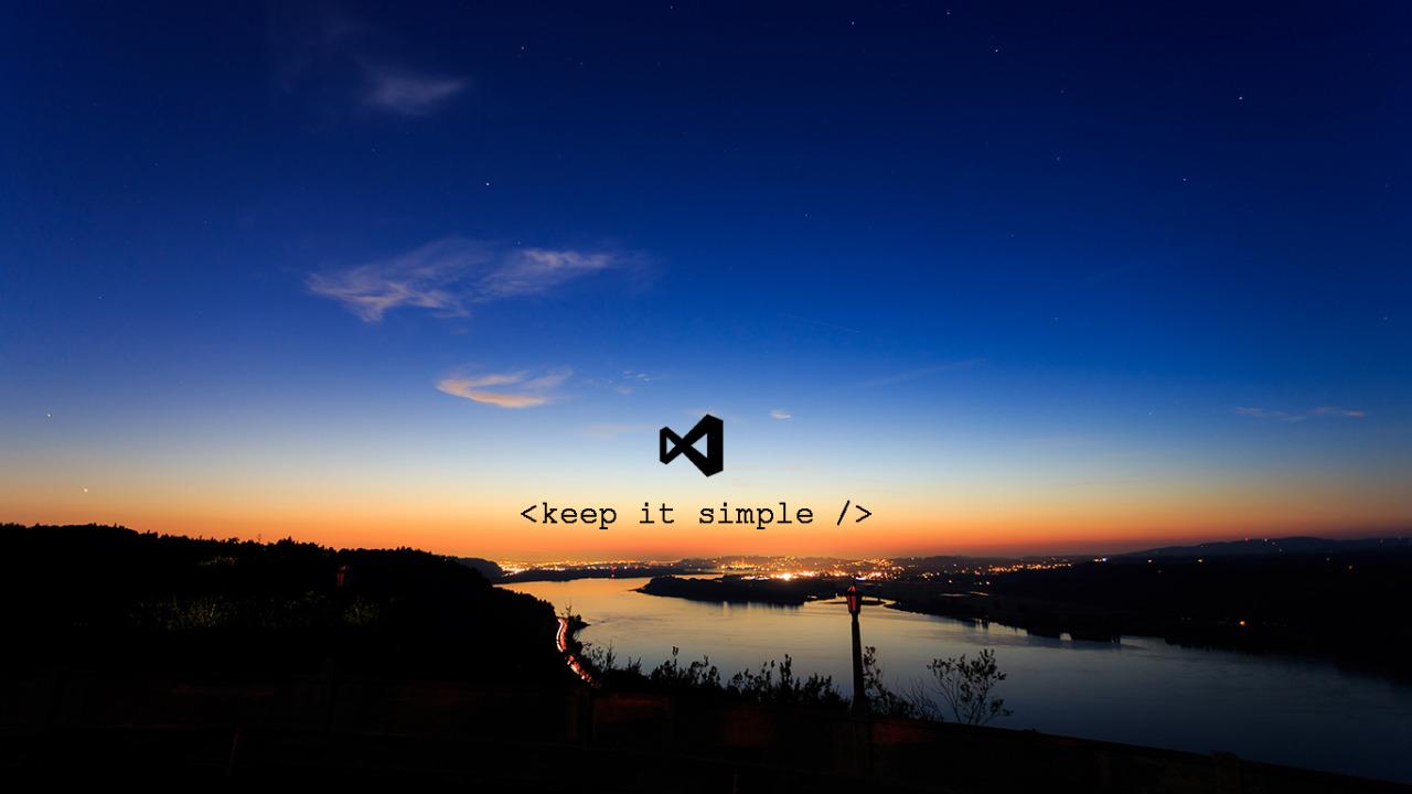 Visual Studio   Community Wallpapers 1280x720