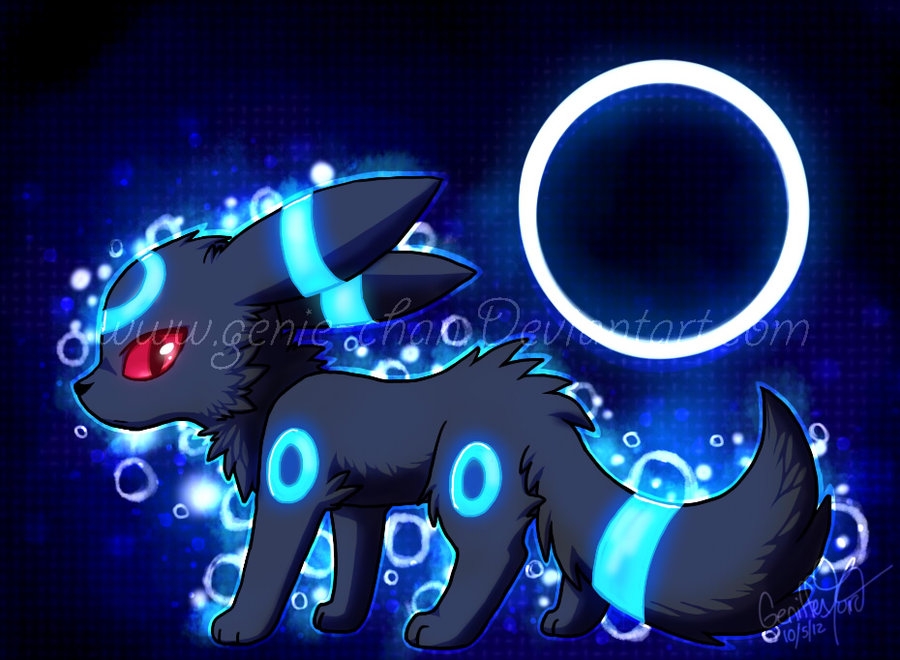 Shiny Umbreon Picz by xXFoxxy SilverFangXx 900x660