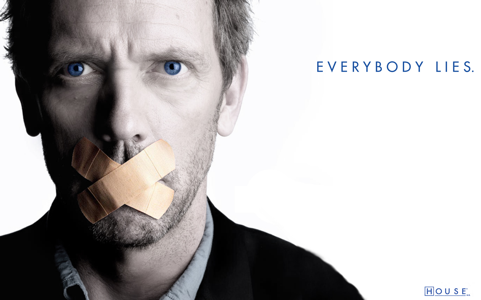 All lie Dr House wallpapers and images   wallpapers pictures photos 1680x1050