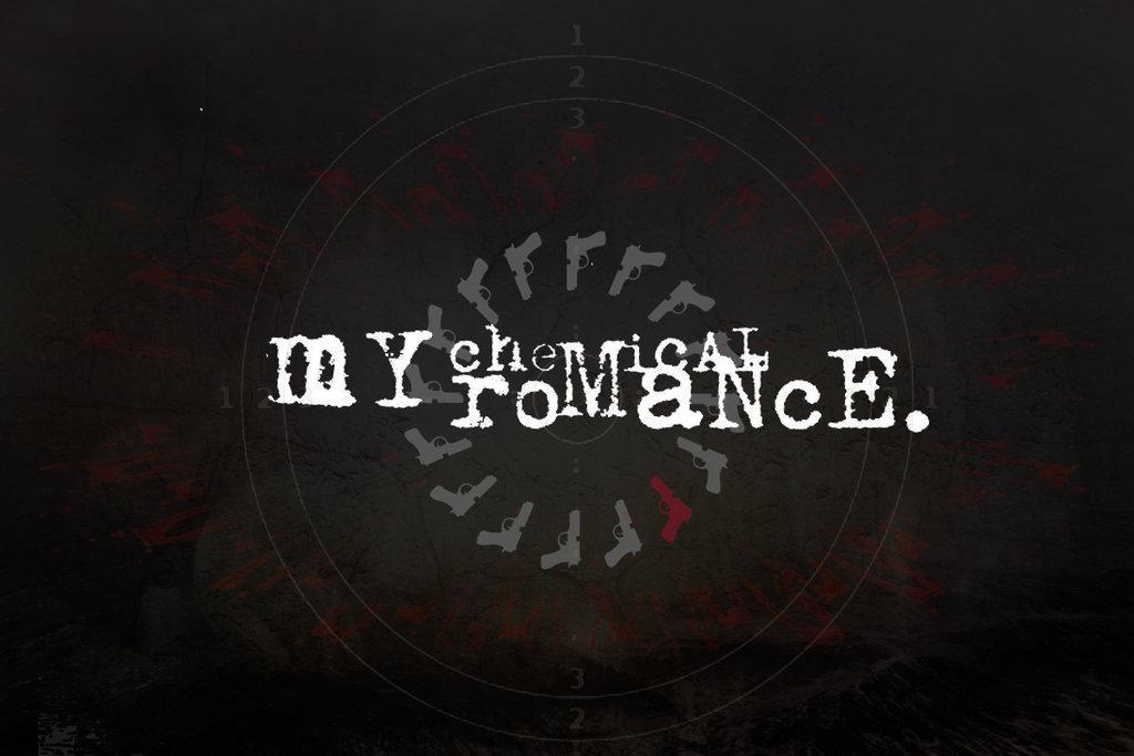 My Chemical Romance Logo My chemical romance logo 1024x683