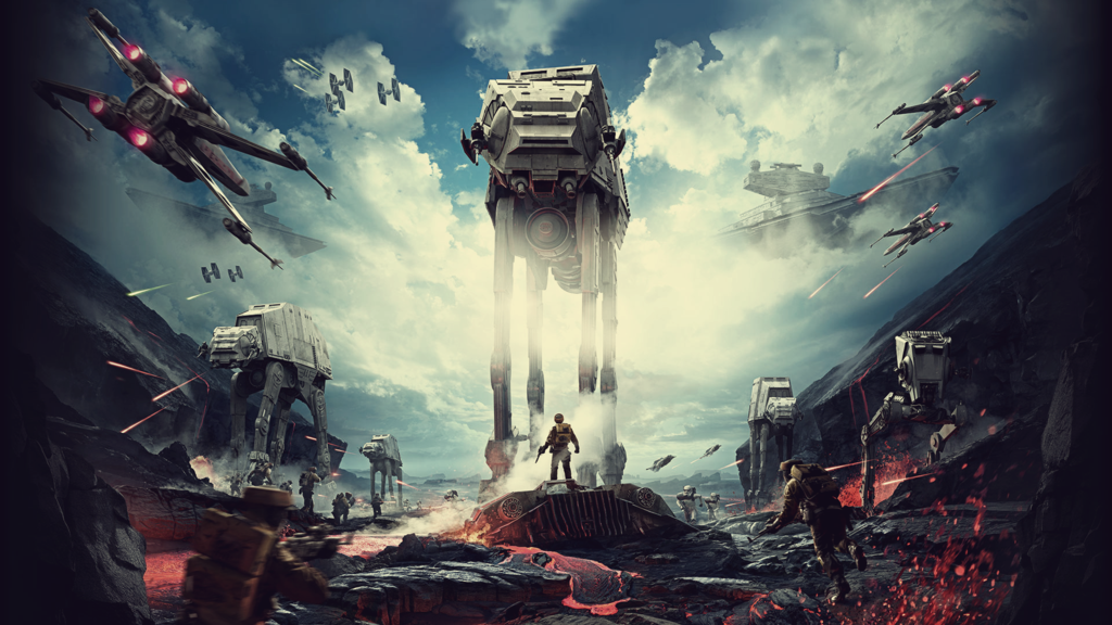 Star Wars Battlefront WALLPAPER 1920x1080 by Devonix 1024x576