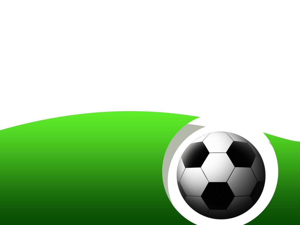 PPT Backgrounds Soccer Background Vector 1024x768