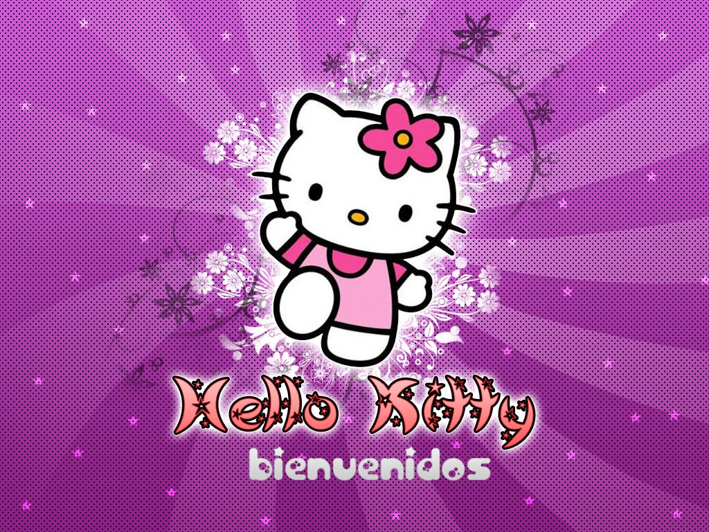 Wallpaper Hello Kitty Pink Terbaru