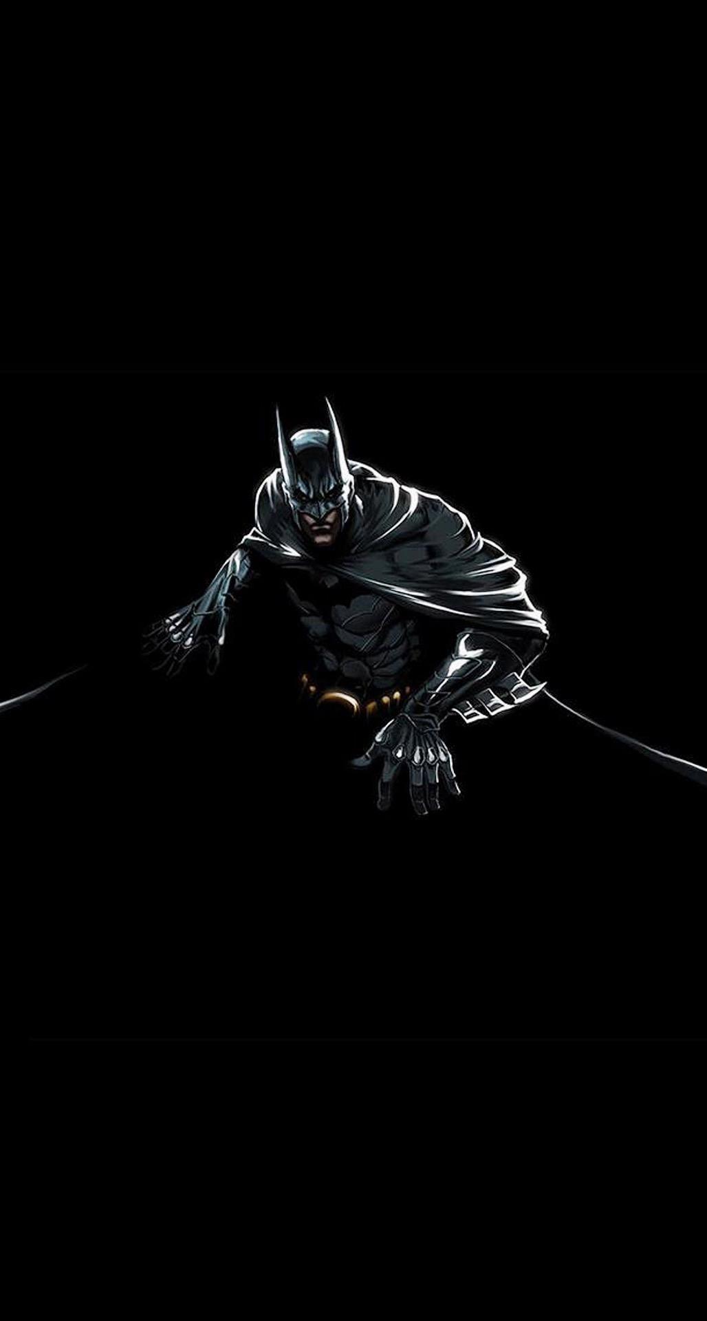 Batman Hd Wallpaper For Iphone Wallpapersafari
