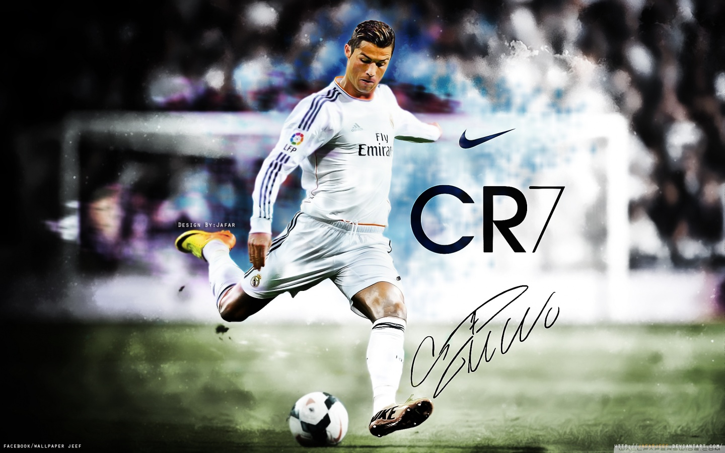 77] Ronaldo Wallpaper on WallpaperSafari 1440x900