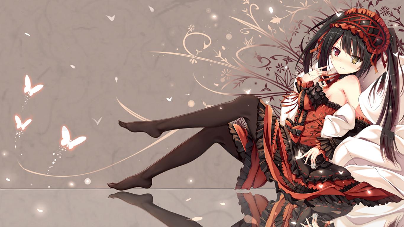 Date a Live Kurumi Wallpaper (69+ images)
