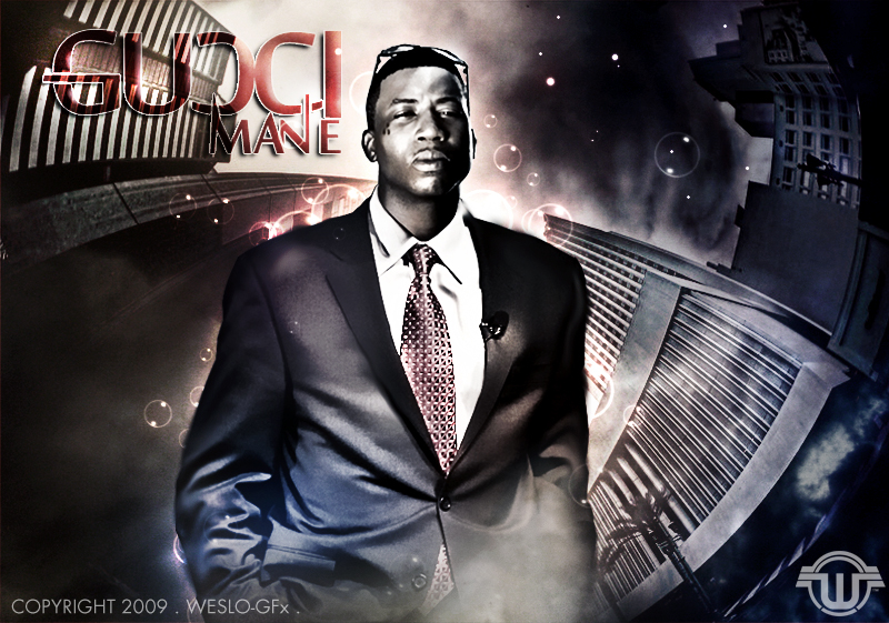 Gucci Mane Wallpaper by Weslo11 800x561