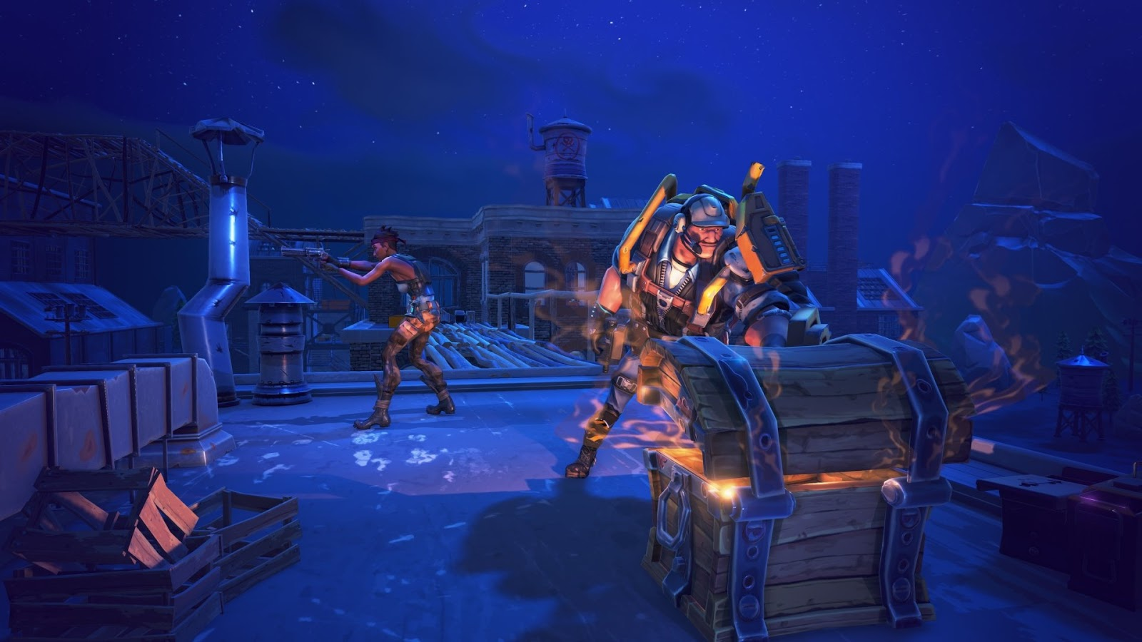 Fortnite Computer Wallpaper 62260 1600x900 px 1600x900