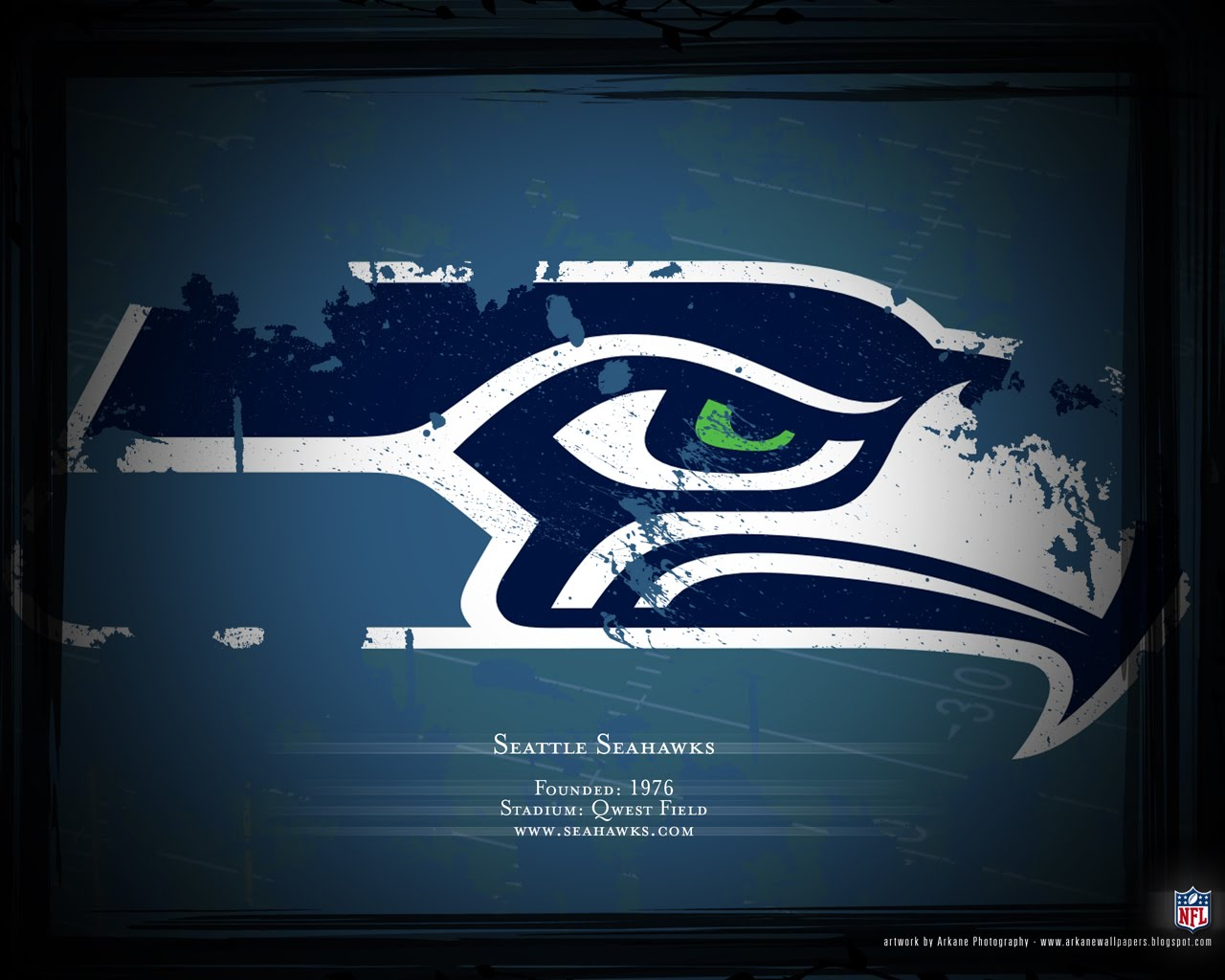 Arkane NFL Wallpapers Profile   Seattle Seahawks 1280x1024