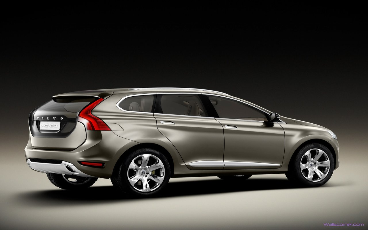 other resolutions of volvo xc60 concept volvo xc60 concept wallpaper 1280x800