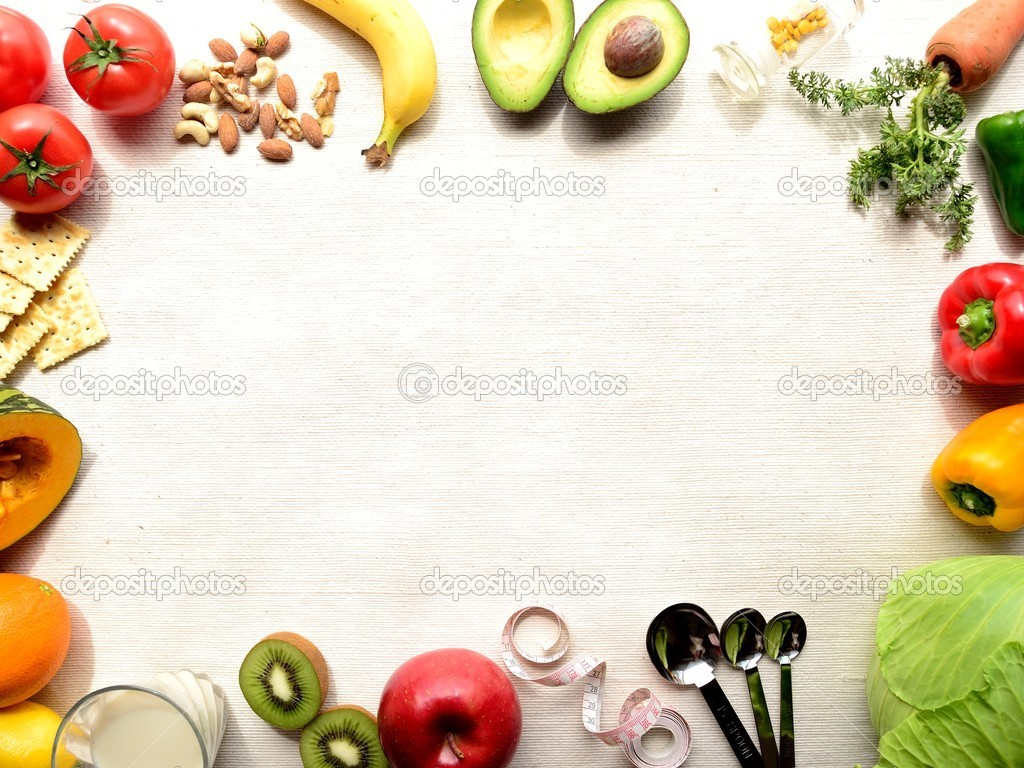 Healthy food wallpaper wallpapersafari for Cuisine healthy
