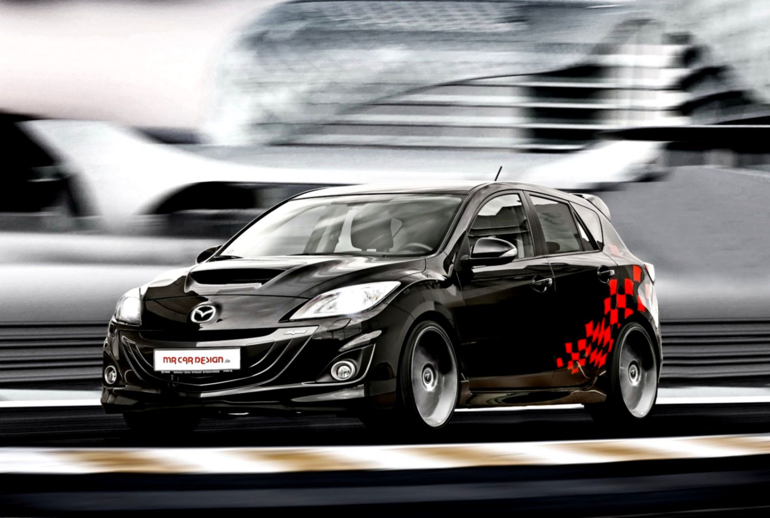 Mazda 3 2013 Wallpaper Wallpapers Mhytic 1504x1013