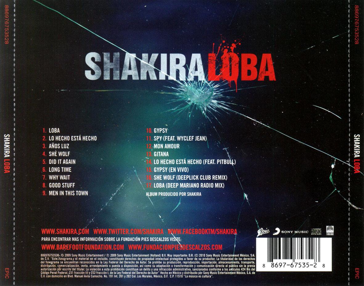 Index of caratulasSShakira 1181x929