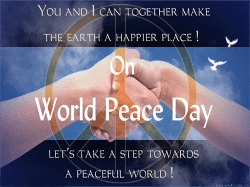 International Day of Peace Wallpaper 8   1024 X 768 stmednet 1024x768