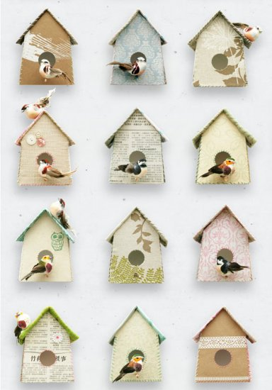 Birdhouse Wallpaper Babyccino Kids Daily tips Childrens products 384x550