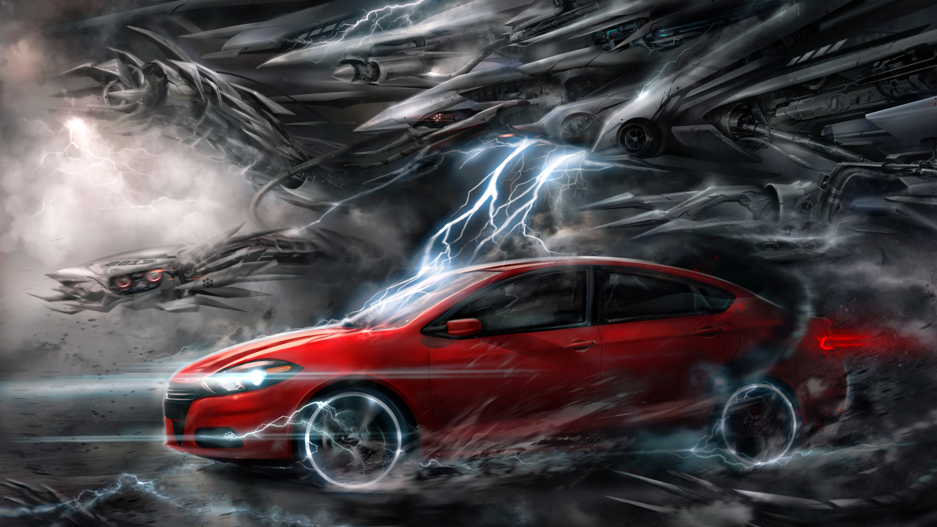 Homepage Auto and Vehicules Red car wallpaper 1920x1080 1 1920x1080