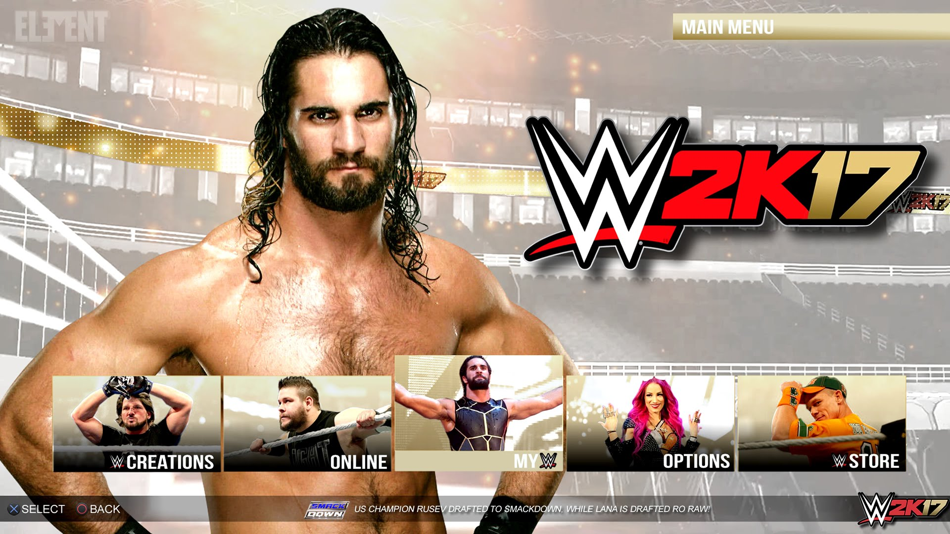 Free Download Wwe 2k17 Hd Wallpapers 1920x1080 For Your Desktop Mobile Tablet Explore 99 Wwe 2k18 Wallpapers Wwe 2k18 Wallpapers 2k18 Wallpapers Nba 2k18 Wallpapers