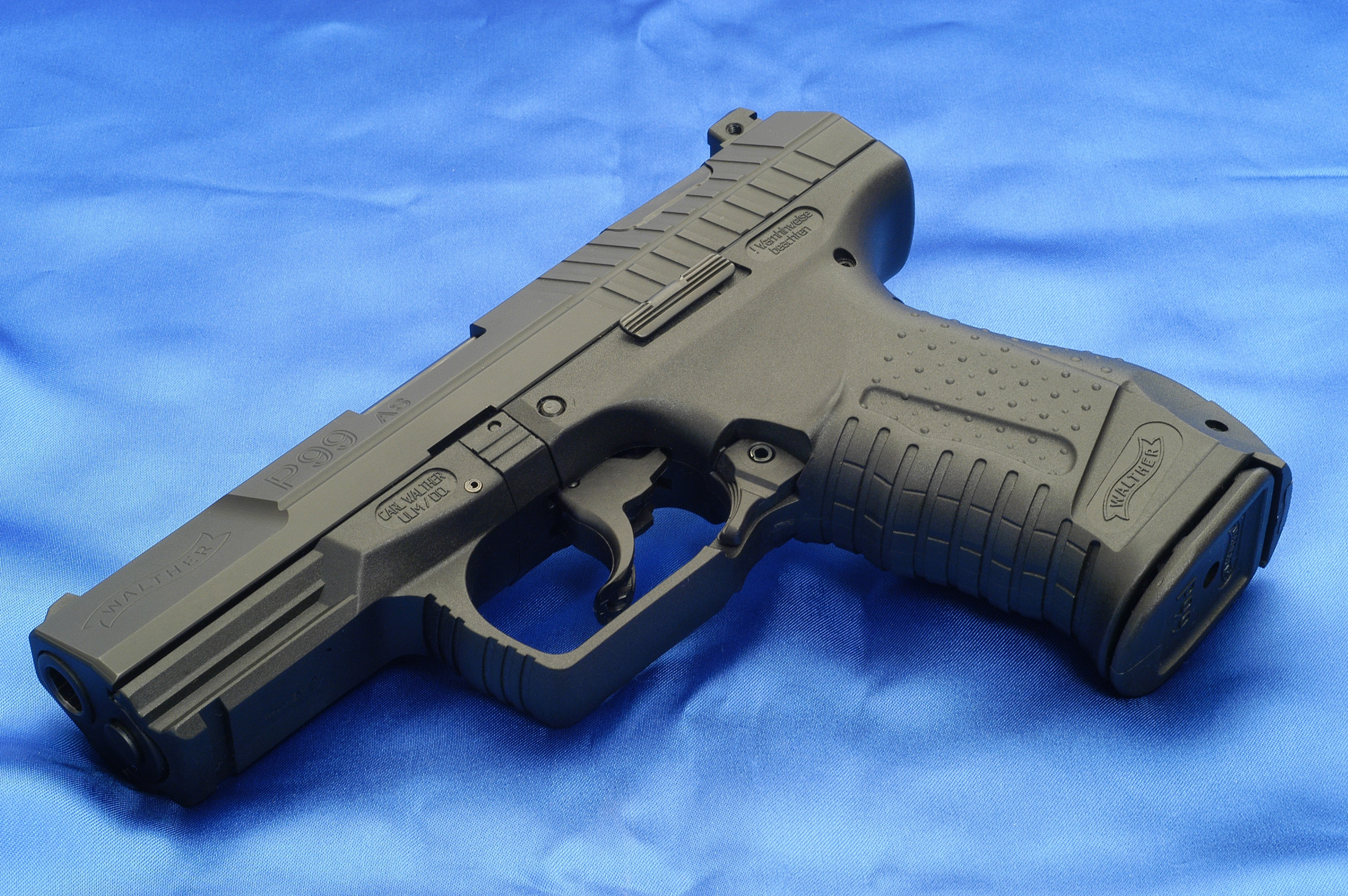 Walther P99 As Wallpaper 3008x2000