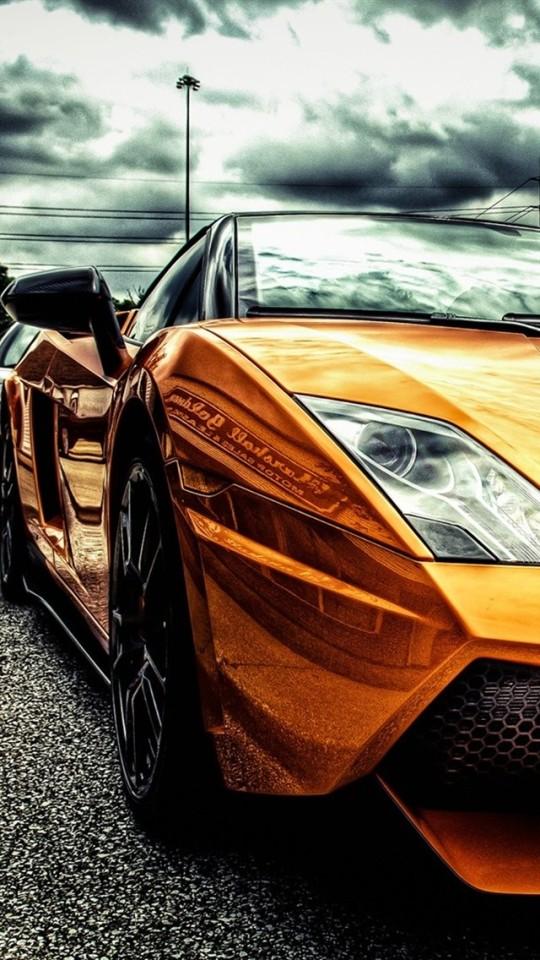 46 Gold Lamborghini Wallpaper On Wallpapersafari