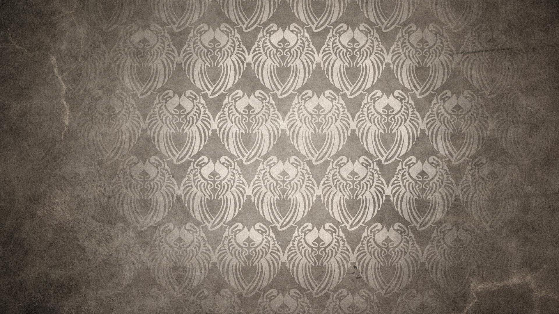 Vintage Patterns Wallpaper 19201080 Vintage Patterns Textures 1920x1080