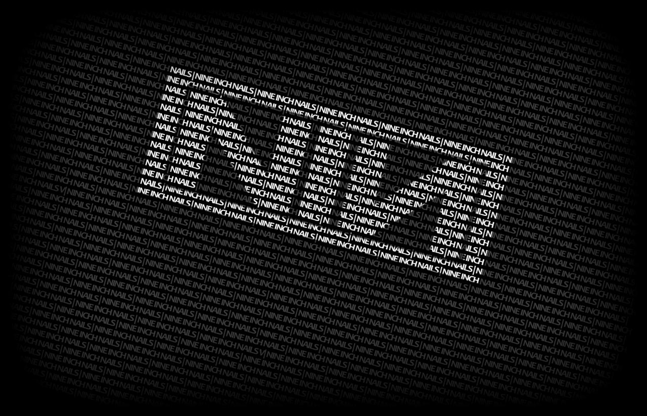 nin wallpaper by mikaelAngelo on deviantART