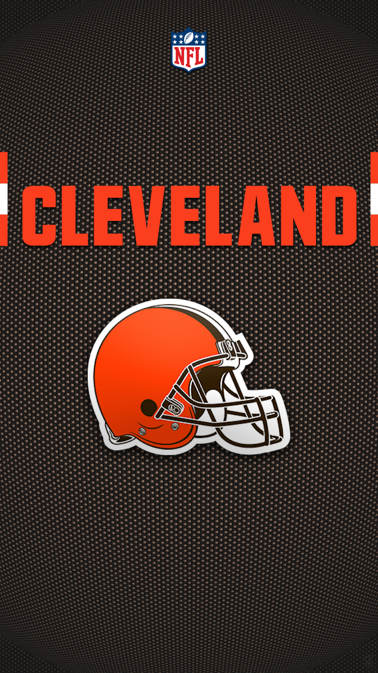 Pin by LJW3302 on Wallpaper Nfl cleveland browns Cleveland 750x1334