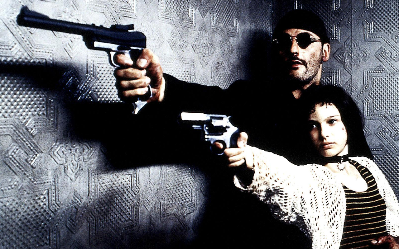 Leon The Professional Jean Reno HD Wallpapers Download Wallpapers 1280x800