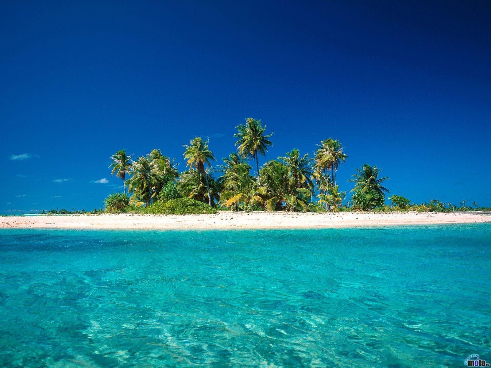 Tropical Island Desktop Wallpapers 1600x1200